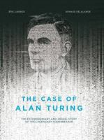 Cover art for The Case of Alan Turing