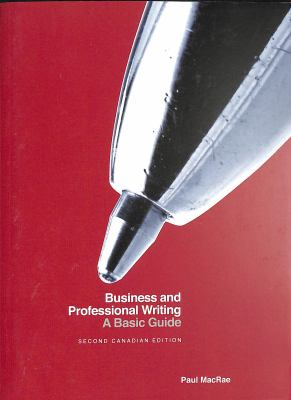 Business and professional writing