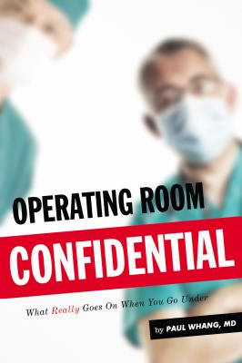 Operating Room Confidential book cover