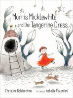 Cover art for Morris Micklewhite and the Tangerine Dress