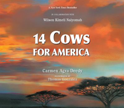 cover photo: 14 Cows for America