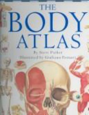 book cover for the body atlas