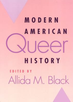 Modern American queer history cover