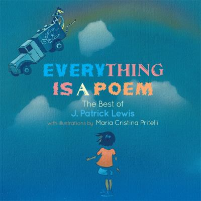 cover of Everything is a Poem