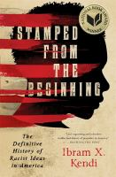 Cover art for Stamped from the Beginning