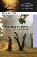 Cover art for The Coroner's Lunch