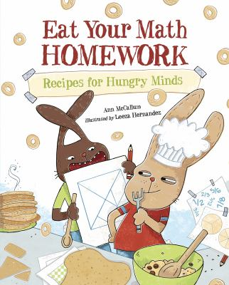 Details about Eat Your Math Homework : Recipes for Hungry Minds