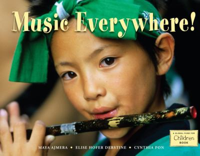 Cover image for Music everywhere!