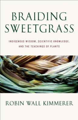 Braiding Sweetgrass book cover image