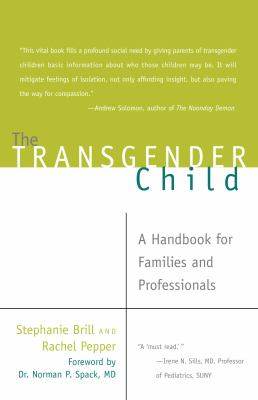 cover of The Transgender Child