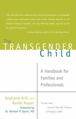 cover of The Transgender Child
