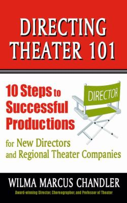 cover photo: Directing Theater 101