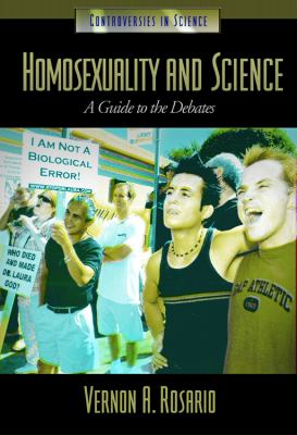 Book jacket for Homosexuality and Science