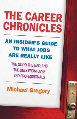 The Career Chronicles Book Cover Image