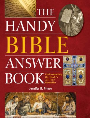 cover of The Handy Bible Answer Book