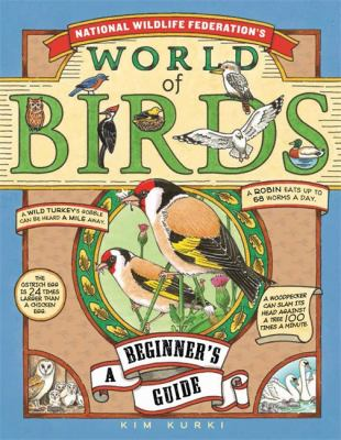 cover of National Wildlife Federation's World of Birds : A Beginner's Guide