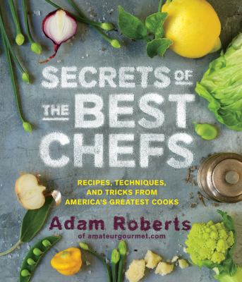 Cover image for Secrets of the best chefs