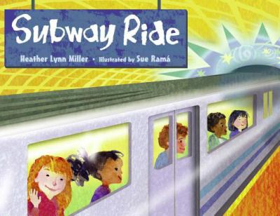 Cover image for Subway ride