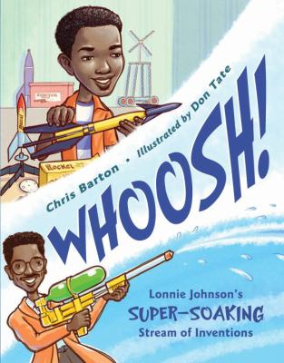 Whoosh, by Chris Barton and Don Tate