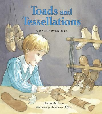 cover photo: Toads and Tessellations: A Math Adventure