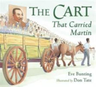 Cover image for The cart that carried Martin
