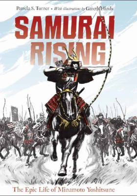 Samurai Rising Book Cover
