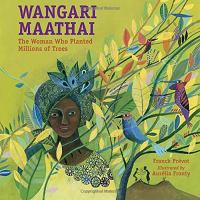 Cover art for Wangari Maathai