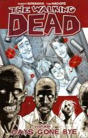 Cover art for The Walking Dead