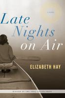 cover of Late Nights on Air