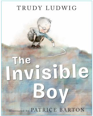 Cover image for The invisible boy