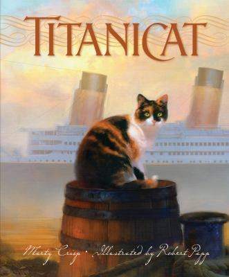 cover photo: Titanicat