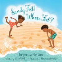 Sandy+feet+whose+feet++footprints+at+the+shore by Wood, Susan © 2019 (Added: 6/4/19)