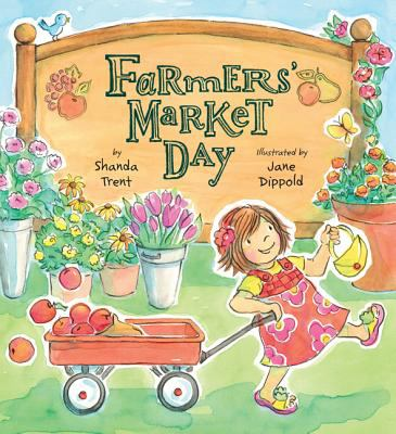 Cover image for Farmer's market day
