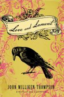 Cover art for Love and Lament