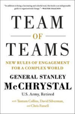 Team of Teams book cover