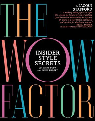 Cover image for The wow factor