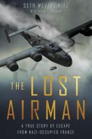Cover art for The Lost Airman