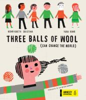 Three+balls+of+wool+can+change+the+world by Cristina, Henriqueta © 2017 (Added: 12/11/17)