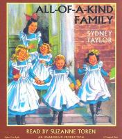 Cover art for All-of-a-Kind Family