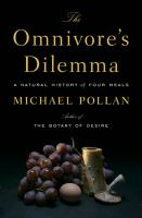 Cover art for The Omnivore's Dilemma