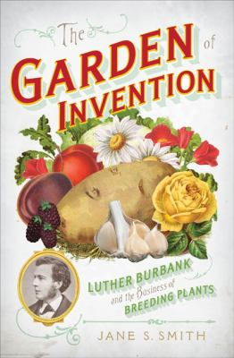 Cover image for The garden of invention