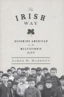 The Irish Way: Becoming American in the Multi-Ethnic City