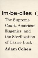Cover art for Imbeciles