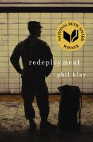 Cover art for Redeployment by Phil Clay