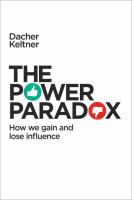 Cover art for The Power Paradox
