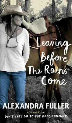 cover of Leaving before the rains come