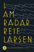 I Am Radar by Larsen, Reif © 2015 (Added: 3/3/15)