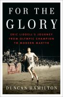 Cover art for For the Glory