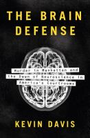 Cover art for The Brain Defense
