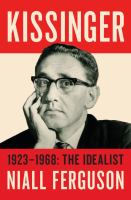Cover of Kissinger